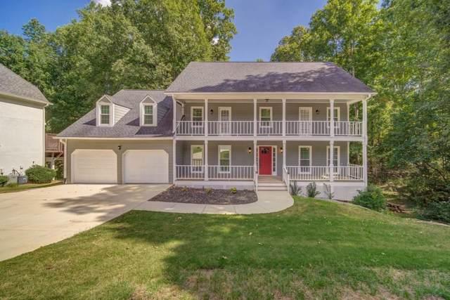 5836 Brookstone Overlook NW, Acworth, GA 30101 (MLS #6622432) :: North Atlanta Home Team