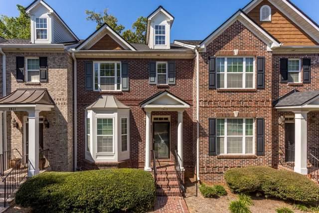 1413 Ferocity Ridge Way NW, Kennesaw, GA 30152 (MLS #6622445) :: Kennesaw Life Real Estate
