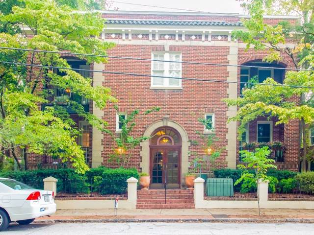 741 Frederica Street NE #20, Atlanta, GA 30306 (MLS #6622485) :: North Atlanta Home Team