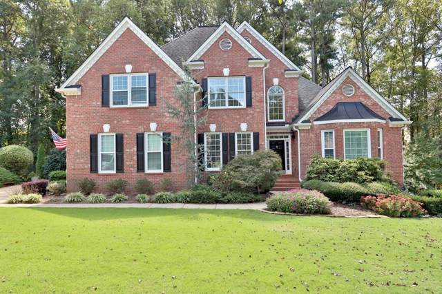 1630 Reindeer Ridge, Alpharetta, GA 30005 (MLS #6622525) :: North Atlanta Home Team