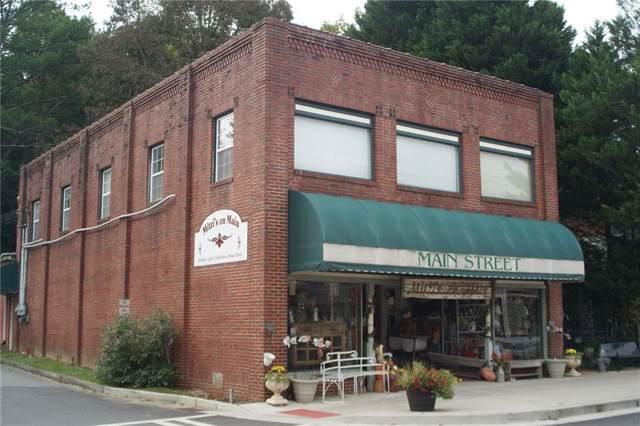 631 E Main Street, Blue Ridge, GA 30513 (MLS #6622537) :: The Heyl Group at Keller Williams