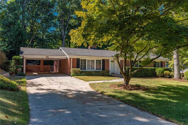 2377 Heather Drive, Decatur, GA 30033 (MLS #6622631) :: North Atlanta Home Team