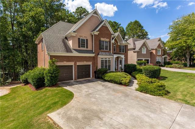 1266 Boone Hall Drive, Powder Springs, GA 30127 (MLS #6622633) :: North Atlanta Home Team