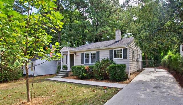 1665 Cecile Avenue SE, Atlanta, GA 30316 (MLS #6622679) :: RE/MAX Prestige