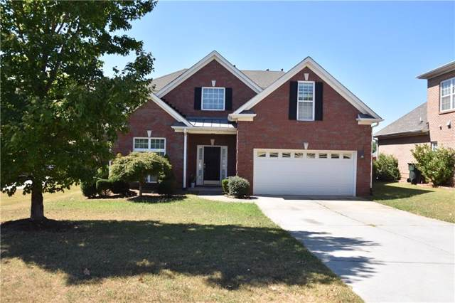 567 Town Square Way, Lawrenceville, GA 30046 (MLS #6622723) :: North Atlanta Home Team