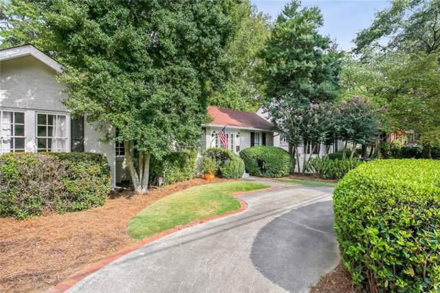 1821 Flagler Avenue NE, Atlanta, GA 30309 (MLS #6622747) :: North Atlanta Home Team