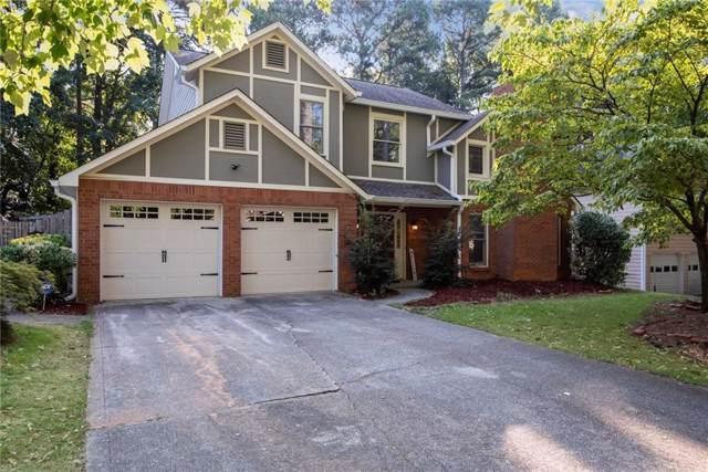 11045 Pinehigh Drive, Alpharetta, GA 30022 (MLS #6622815) :: North Atlanta Home Team