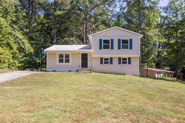 1575 Dewberry Trail, Marietta, GA 30062 (MLS #6622868) :: North Atlanta Home Team