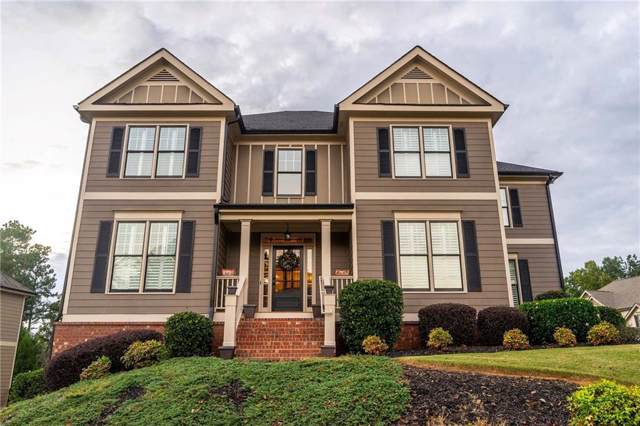 300 Grant Court, Canton, GA 30114 (MLS #6622902) :: North Atlanta Home Team