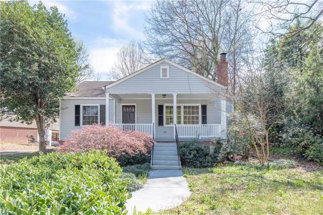 187 Lindbergh Drive NE, Atlanta, GA 30305 (MLS #6622946) :: North Atlanta Home Team