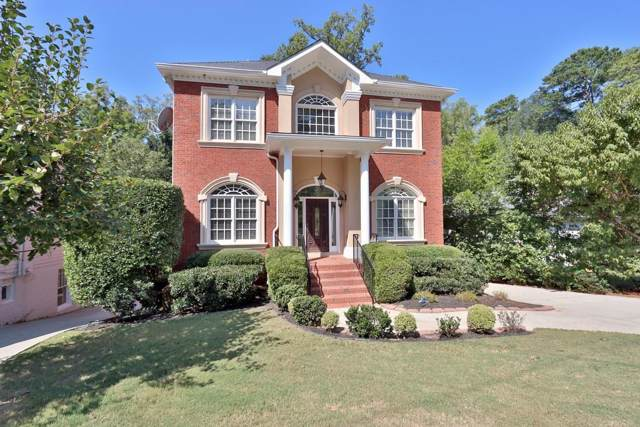 2238 Stephen Long Drive NE, Atlanta, GA 30305 (MLS #6622993) :: North Atlanta Home Team