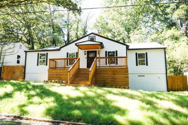 1387 Byrere Terrace SW, Atlanta, GA 30310 (MLS #6622999) :: North Atlanta Home Team