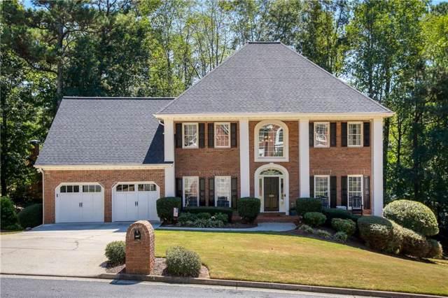 320 Rossiter Ridge, Alpharetta, GA 30022 (MLS #6623116) :: North Atlanta Home Team