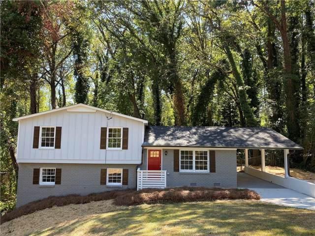 1633 Pine Glen Circle, Decatur, GA 30035 (MLS #6623141) :: North Atlanta Home Team