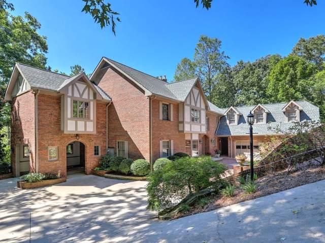 500 Tam Oshanter Drive, Marietta, GA 30067 (MLS #6623142) :: North Atlanta Home Team