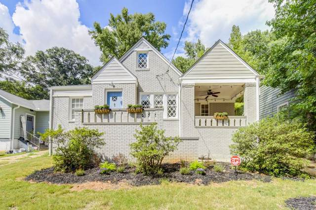 1667 S Gordon Street SW, Atlanta, GA 30310 (MLS #6623146) :: Kennesaw Life Real Estate