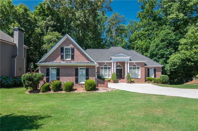 1001 Windsor Creek Drive, Grayson, GA 30017 (MLS #6623154) :: North Atlanta Home Team