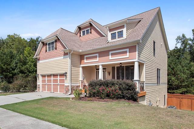 114 Mirage Drive, Dallas, GA 30157 (MLS #6623166) :: North Atlanta Home Team