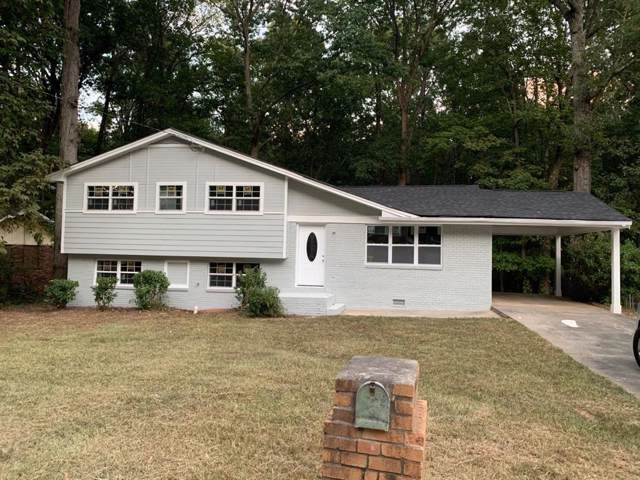 5380 Denny Drive, Atlanta, GA 30349 (MLS #6623184) :: RE/MAX Prestige