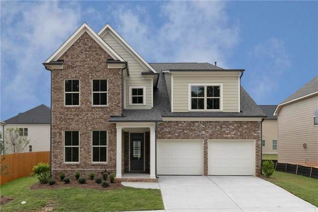 309 Timbercreek Drive, Holly Springs, GA 30115 (MLS #6623228) :: The Realty Queen Team