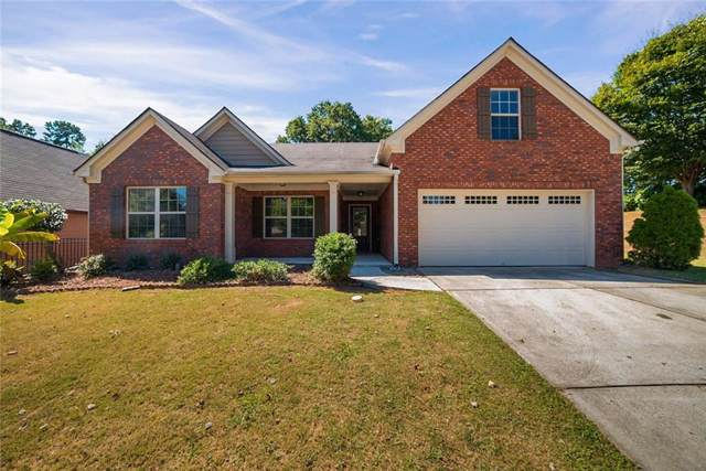 5750 Crest Hill Drive, Buford, GA 30518 (MLS #6623284) :: The Realty Queen Team