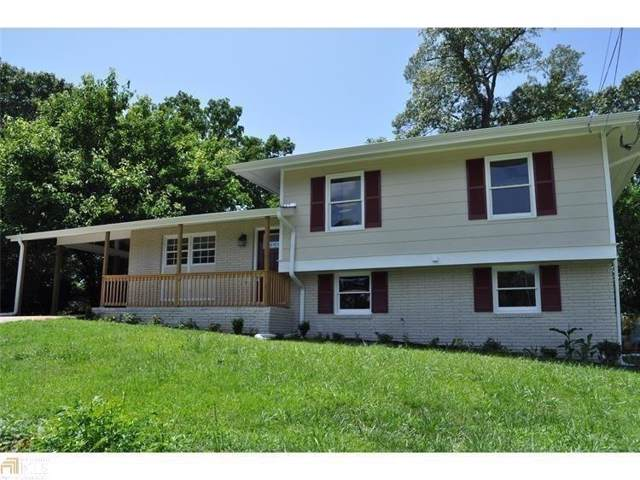 2488 Brentwood Court, Decatur, GA 30032 (MLS #6623306) :: Charlie Ballard Real Estate