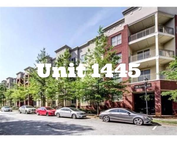 870 Mayson Turner Road NW #1445, Atlanta, GA 30314 (MLS #6623334) :: North Atlanta Home Team