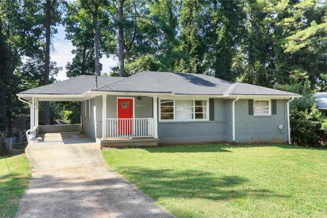 3011 Monterey Drive, Decatur, GA 30032 (MLS #6623336) :: North Atlanta Home Team
