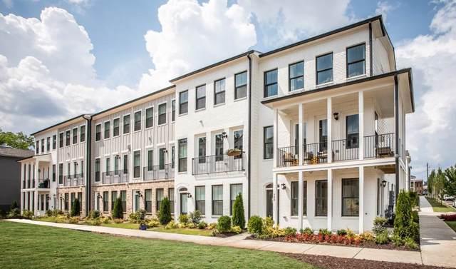 1647 Morningtide Court #60, Atlanta, GA 30324 (MLS #6623364) :: North Atlanta Home Team