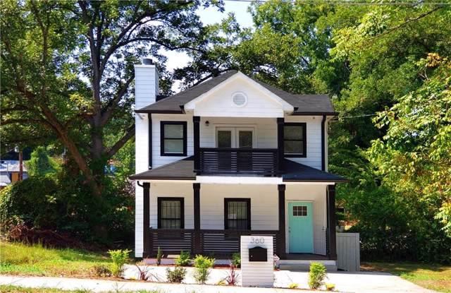 360 Joseph E Lowery Boulevard NW, Atlanta, GA 30314 (MLS #6623370) :: North Atlanta Home Team