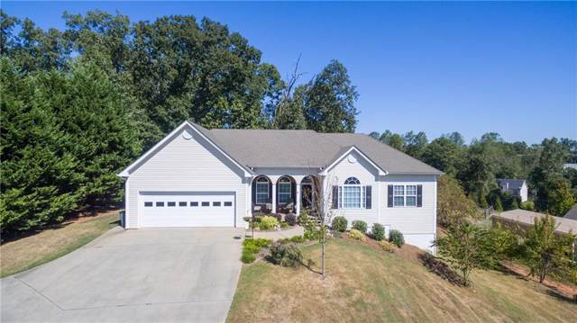 258 Woodland Circle, Dawsonville, GA 30534 (MLS #6623432) :: North Atlanta Home Team