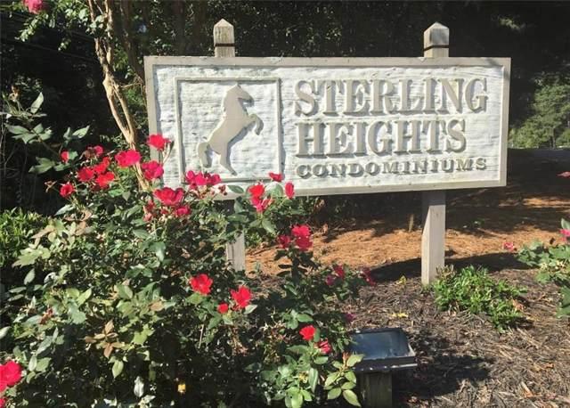 133 Sterling Court, Alpharetta, GA 30004 (MLS #6623489) :: North Atlanta Home Team