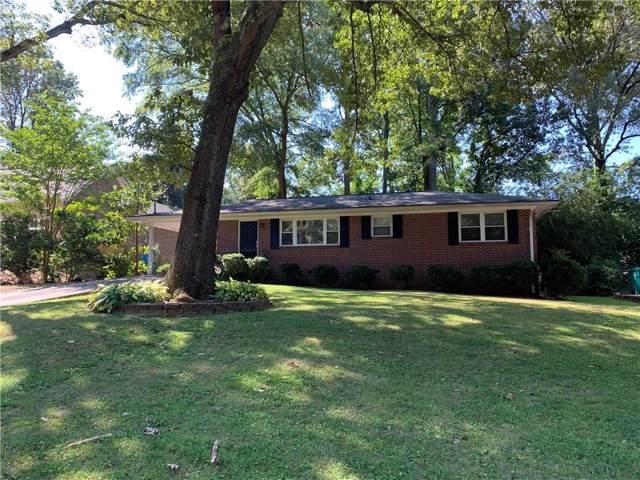 3499 Dunn Street SE, Smyrna, GA 30080 (MLS #6623522) :: North Atlanta Home Team