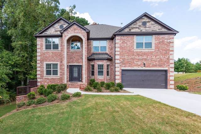 3641 Hedgestone Lane, Snellville, GA 30078 (MLS #6623546) :: North Atlanta Home Team