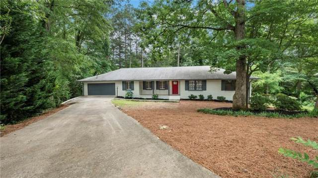 2785 Hawaii Court, Decatur, GA 30033 (MLS #6623588) :: North Atlanta Home Team
