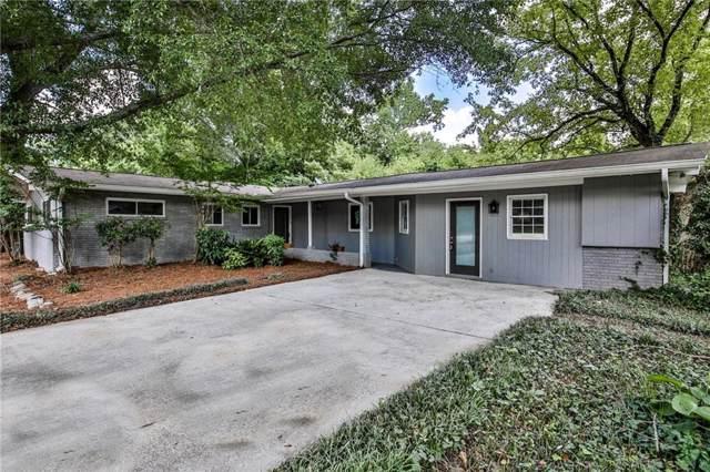 301 Driftwood Terrace, Decatur, GA 30030 (MLS #6623609) :: North Atlanta Home Team