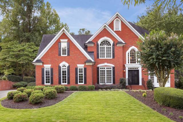 355 Sharpe Lane, Alpharetta, GA 30022 (MLS #6623640) :: The North Georgia Group
