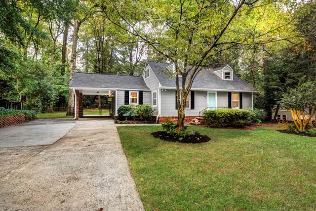 2578 Ridgewood Terrace NW, Atlanta, GA 30318 (MLS #6623669) :: North Atlanta Home Team