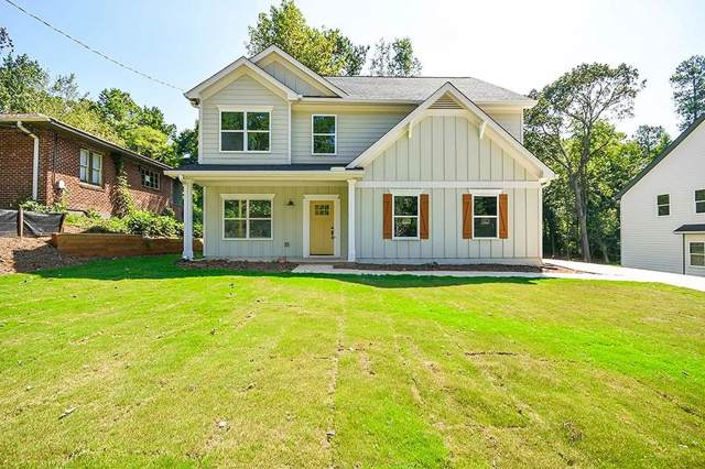 2405 Mcafee Road, Decatur, GA 30032 (MLS #6623686) :: The North Georgia Group