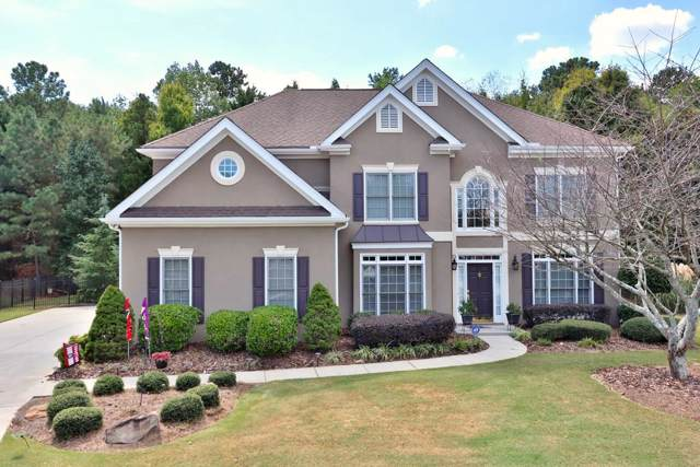 190 Whitestone Center, Johns Creek, GA 30097 (MLS #6623702) :: Charlie Ballard Real Estate