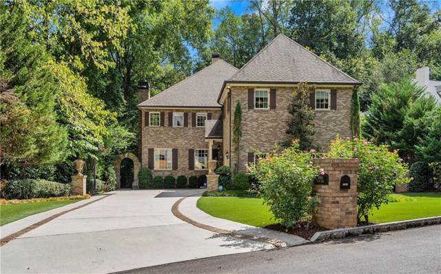 4061 N Ivy Road NE, Atlanta, GA 30342 (MLS #6623711) :: North Atlanta Home Team