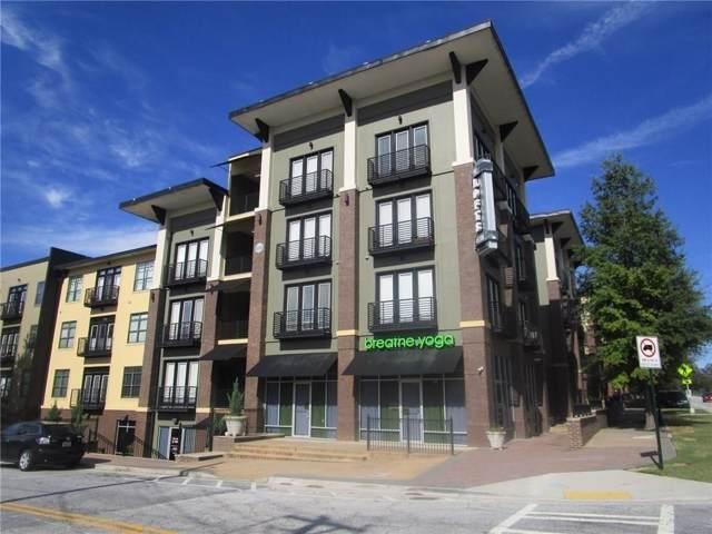 5300 Peachtree Road #3506, Chamblee, GA 30341 (MLS #6623770) :: North Atlanta Home Team