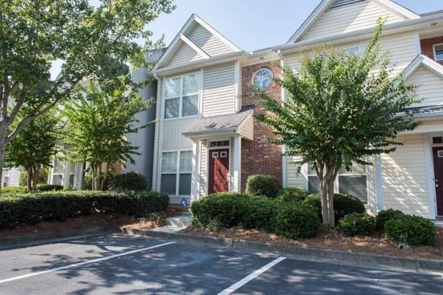 801 Old Peachtree Road NW #47, Lawrenceville, GA 30043 (MLS #6623822) :: North Atlanta Home Team