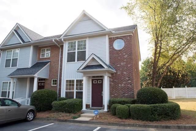 801 Old Peachtree Road NW #9, Lawrenceville, GA 30043 (MLS #6623829) :: North Atlanta Home Team