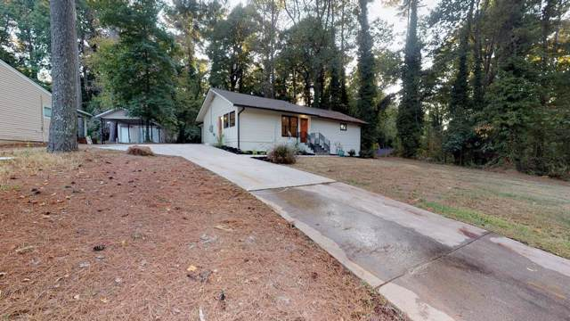 2086 Rector Drive SW, Atlanta, GA 30311 (MLS #6623922) :: Kennesaw Life Real Estate