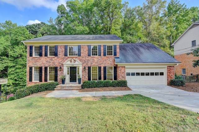5481 Mount Vernon Way, Dunwoody, GA 30338 (MLS #6623951) :: North Atlanta Home Team