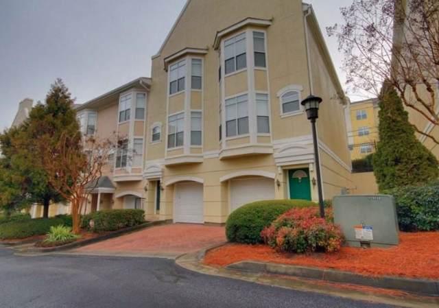375 Highland Avenue #408, Atlanta, GA 30312 (MLS #6623967) :: Community & Council