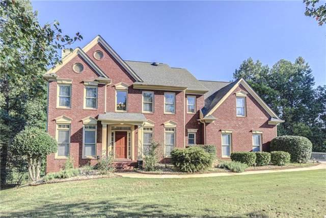 255 Hidden Lake Drive, Fayetteville, GA 30215 (MLS #6623986) :: North Atlanta Home Team