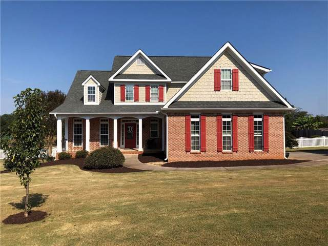 89 Colonial Circle NW, Cartersville, GA 30120 (MLS #6623999) :: The Realty Queen Team