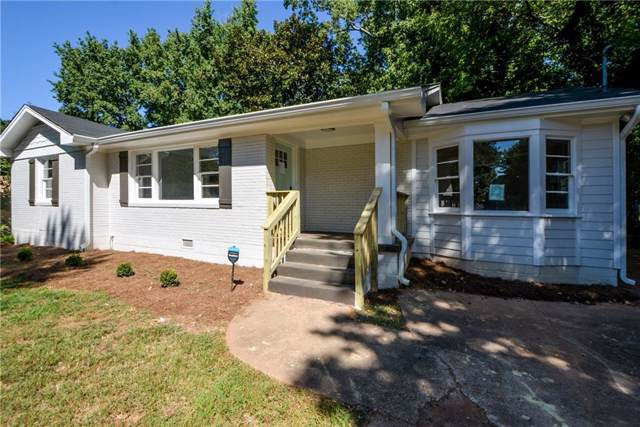 3024 Laguna Drive, Decatur, GA 30032 (MLS #6624036) :: RE/MAX Paramount Properties